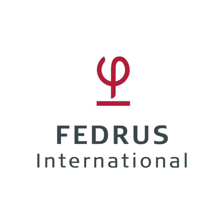 Fedrus Logo Boxed
